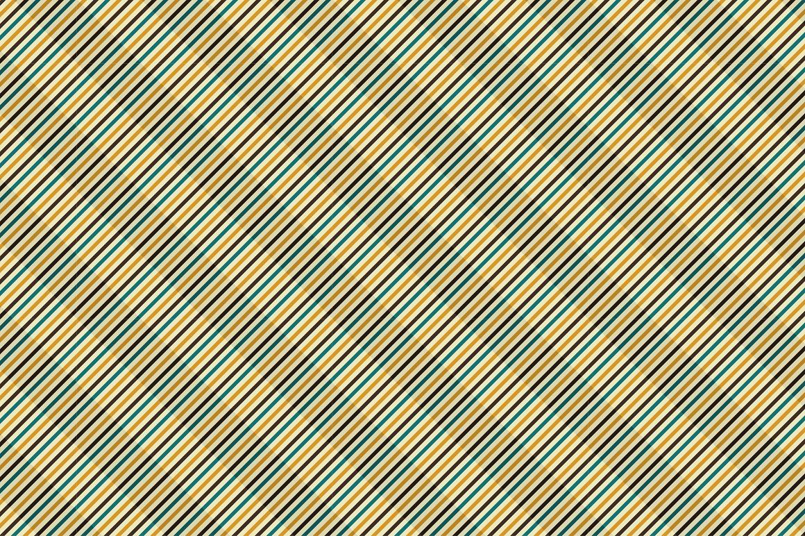 Retro Seamless Patterns example image 4