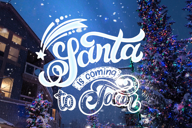 Christmas svg BUNDLE BIG set of 80 quotes example image 20