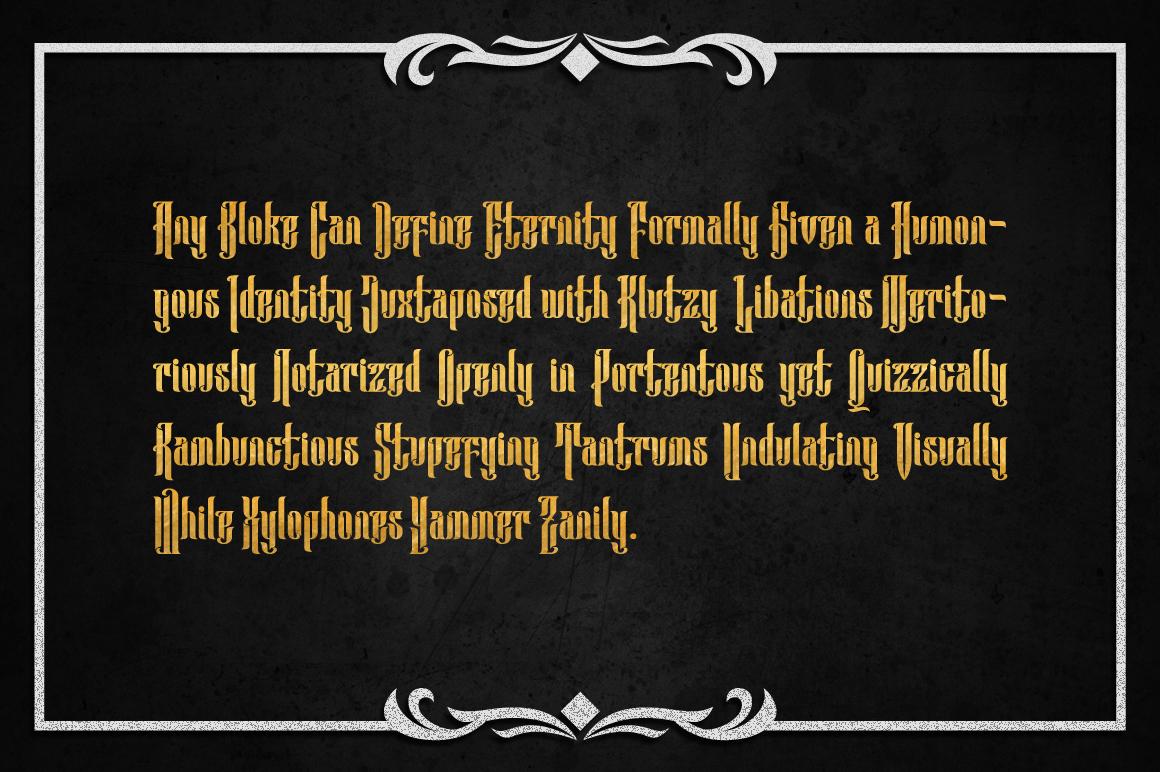 Anehena Typeface example image 6