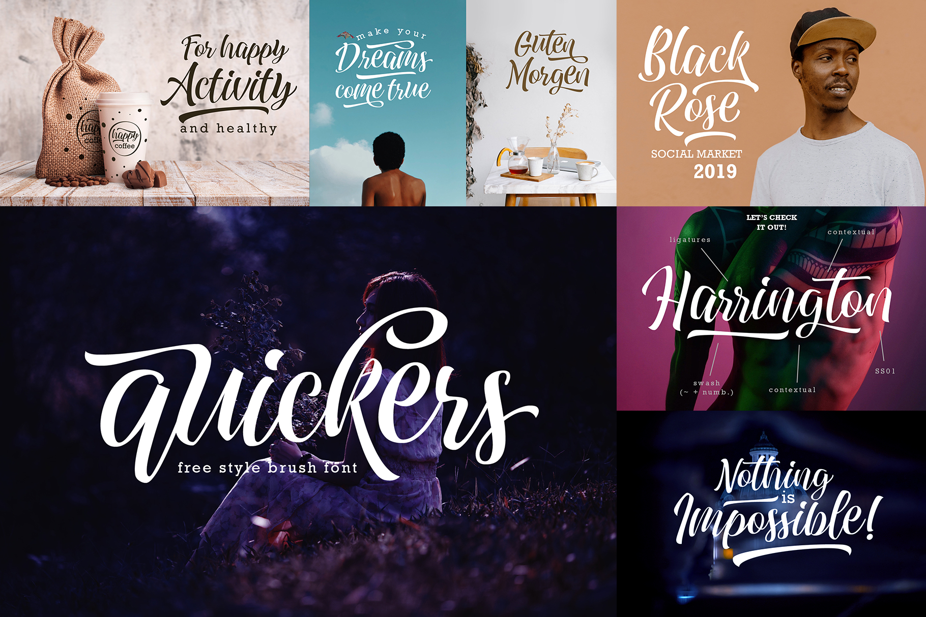 Font Bundle 2019| Year End Sale! example image 8