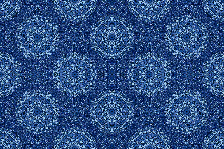 48 Seamless Floral Mandala Patterns example image 29