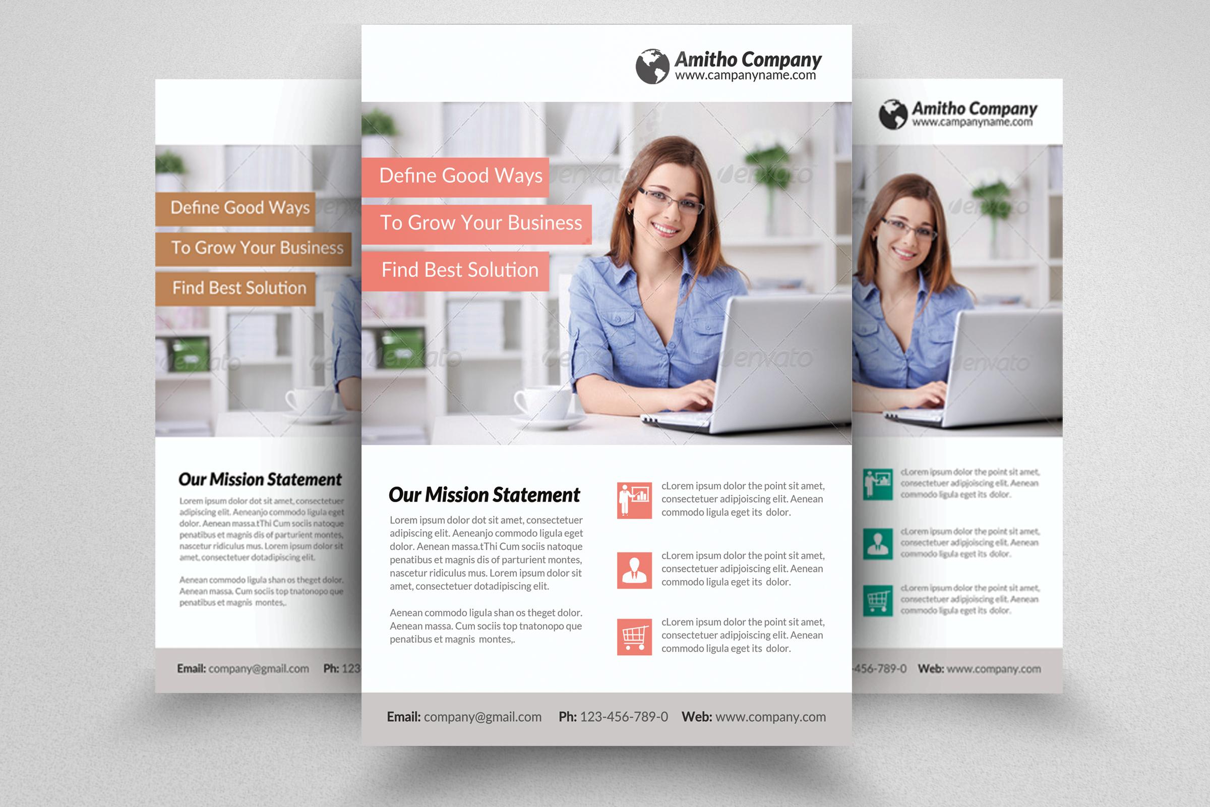 Business Flyers Bundle example image 6