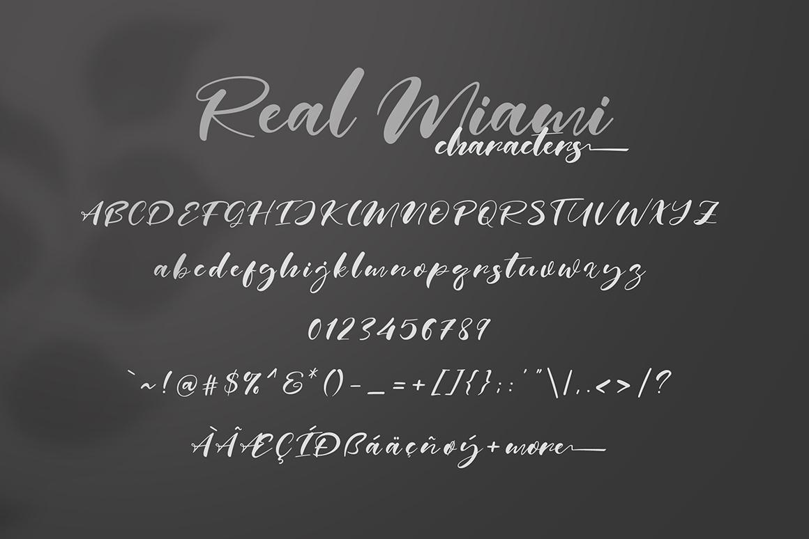 Real Miami Script example image 8
