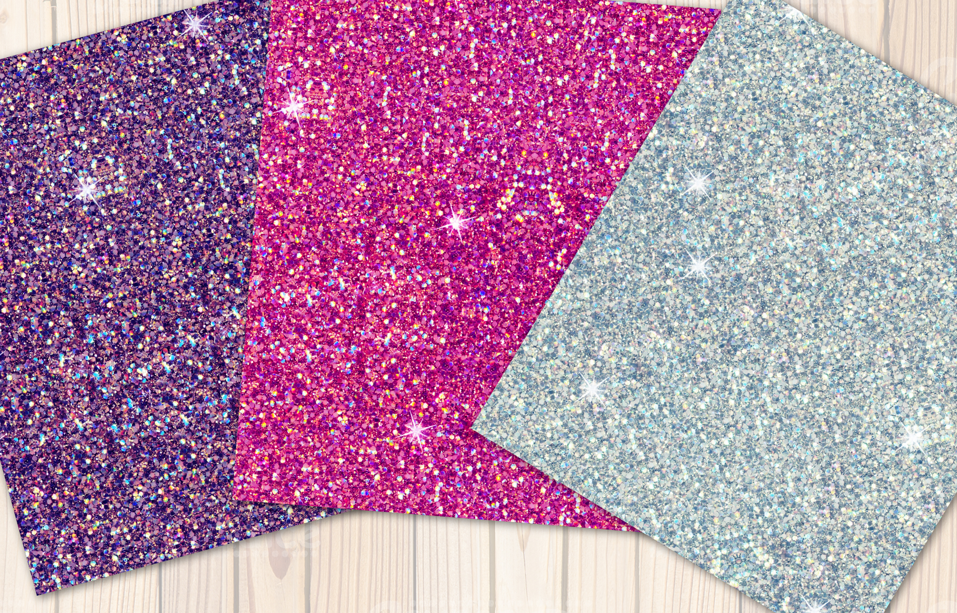 Moonlight glitter collection example image 4