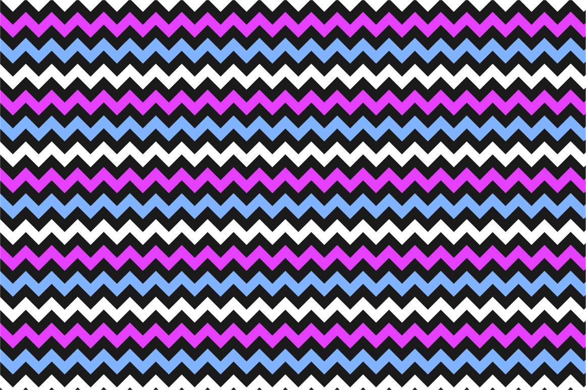 Collection of seamless patterns. example image 16