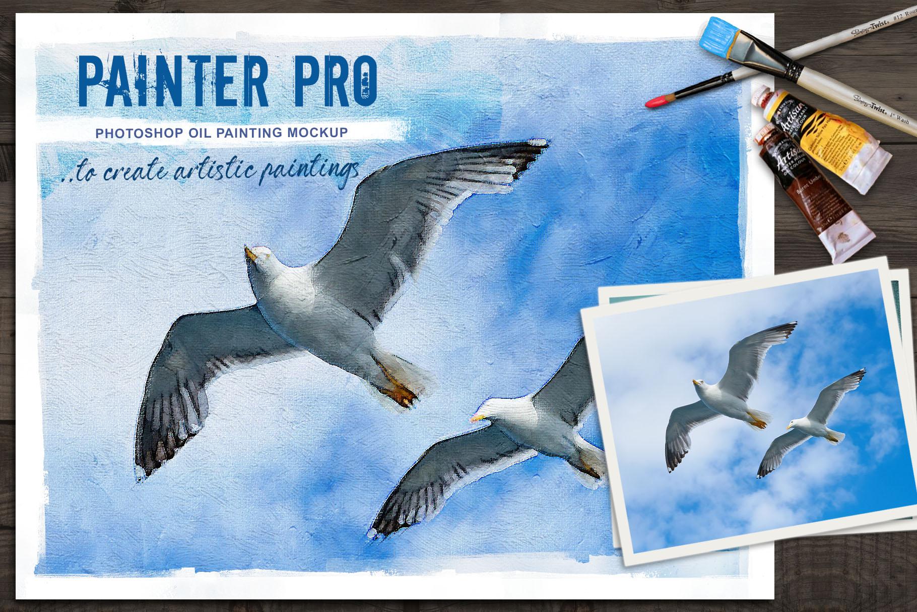 Painter Pro example image 7