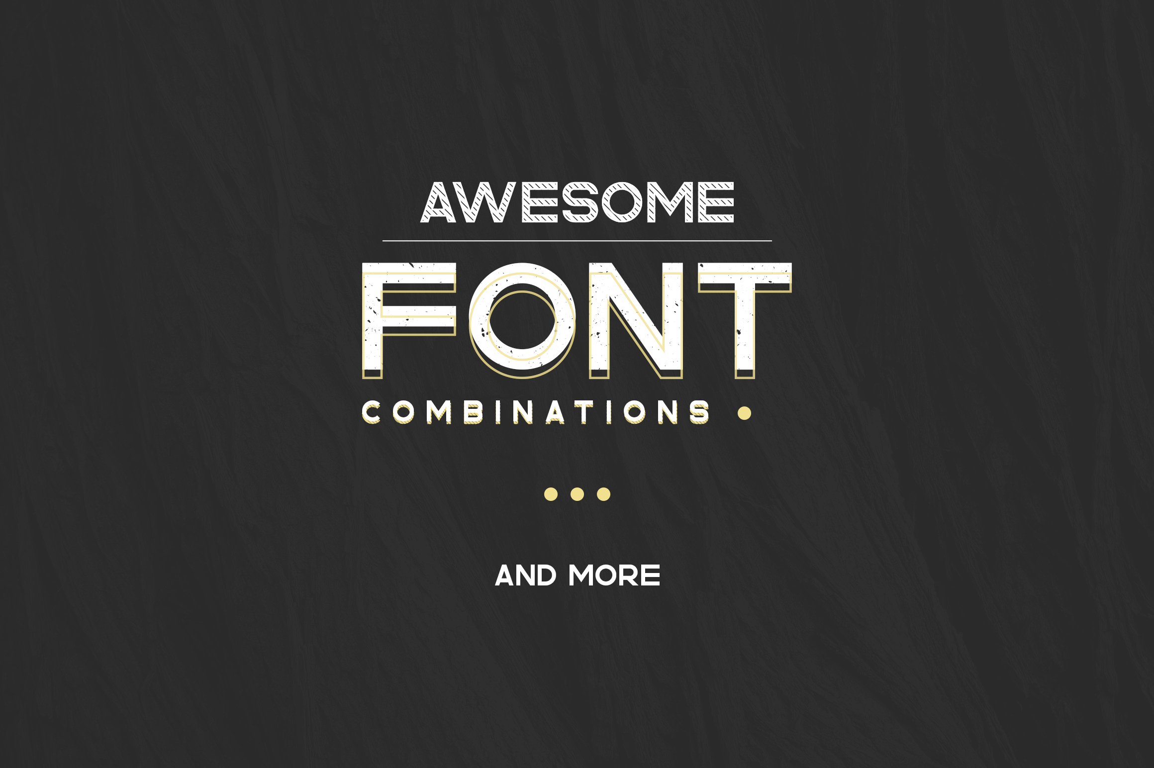 The Modern Vintage Font Collection example image 25