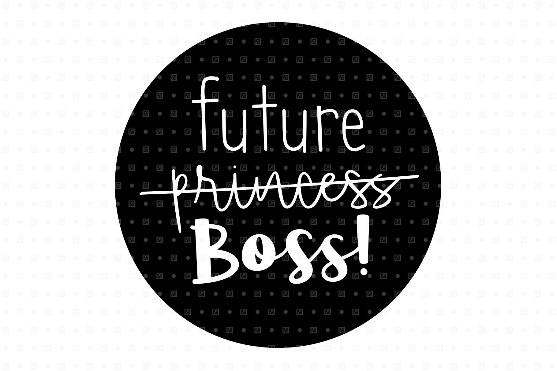 Future Boss example image 6