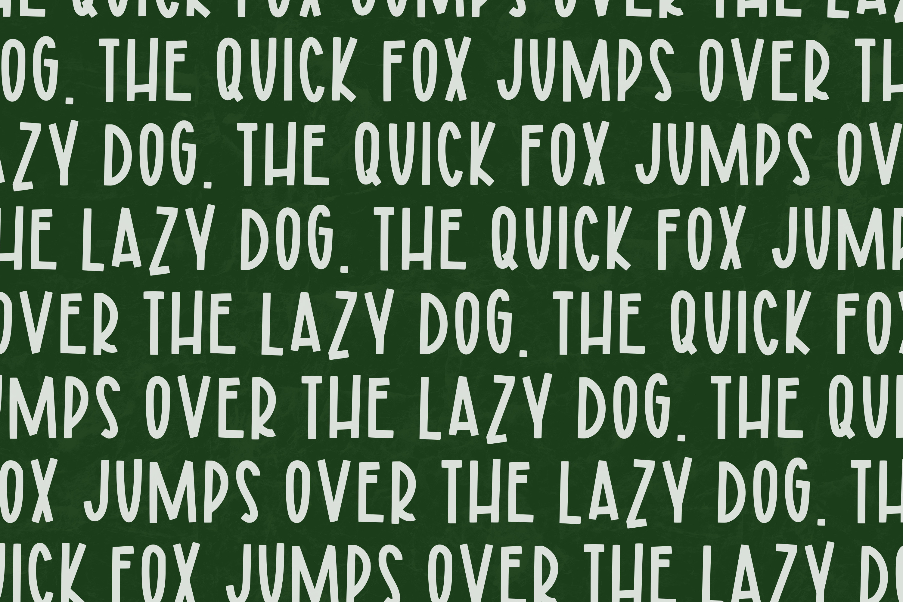 Evergreen Berries a Joyful Font example image 3