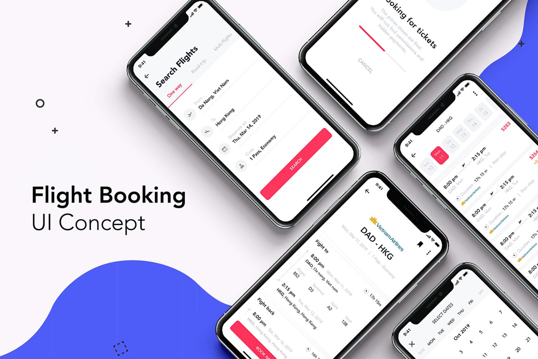 EasyGo - Travel App UI Kit example image 5