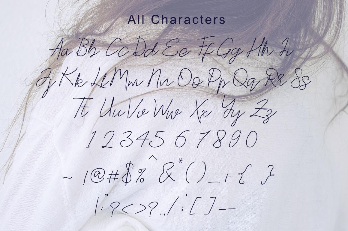 Stylish Script example image 7