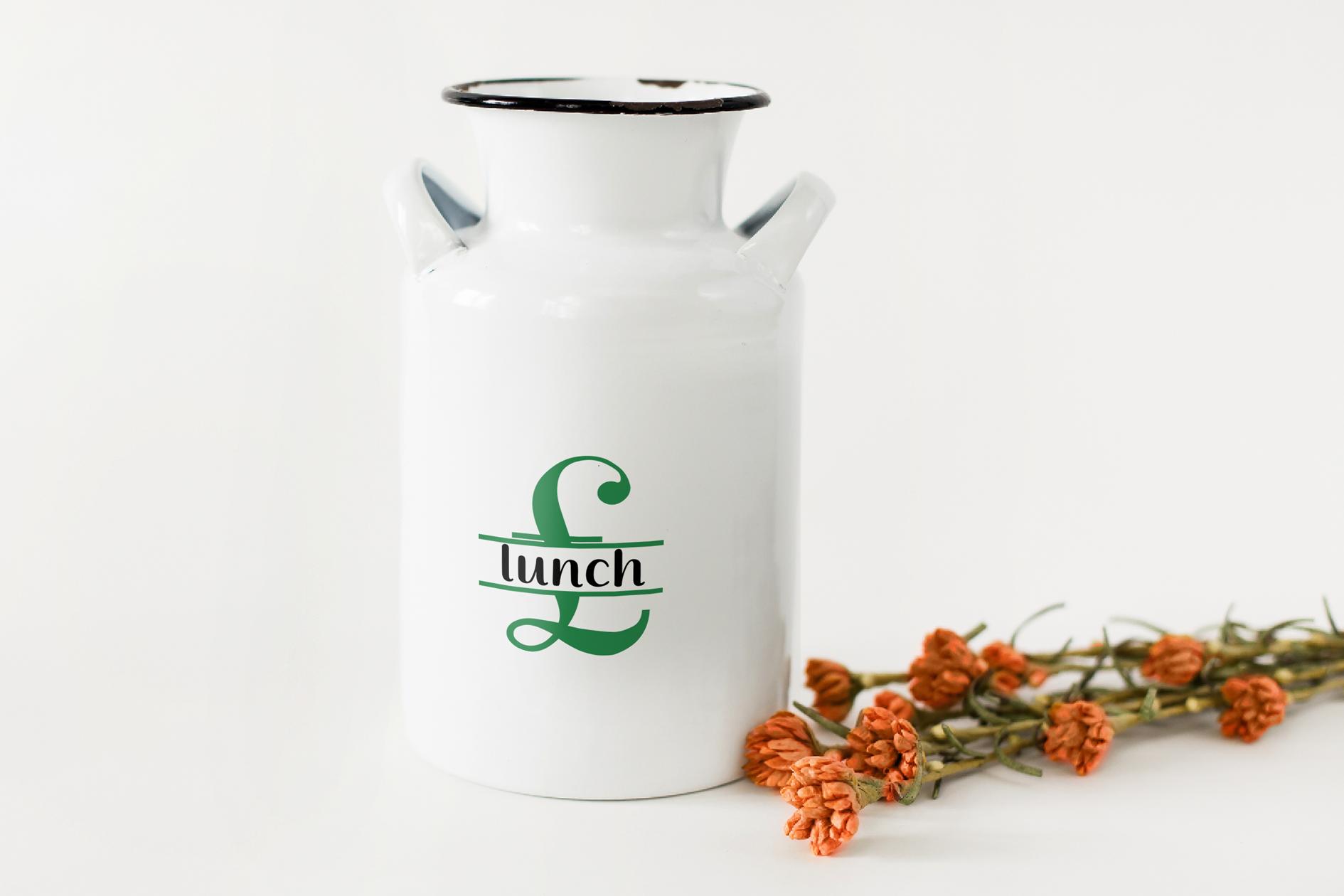 Saving for Lunch Bank Design, Savings Series, SVG example image 3