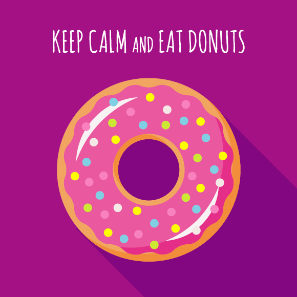 Collection Of Donuts example image 6