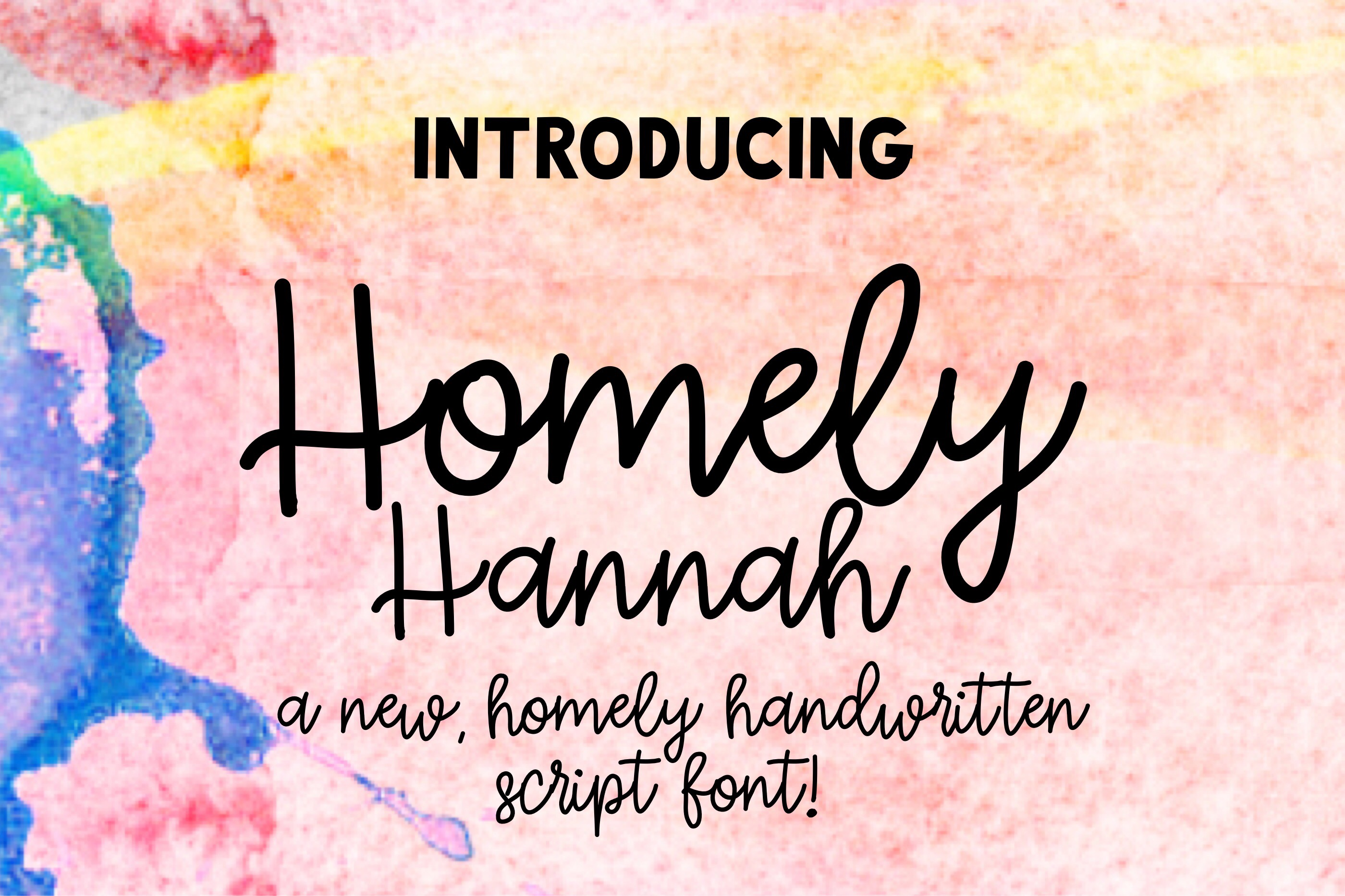 Homely Hannah example image 1