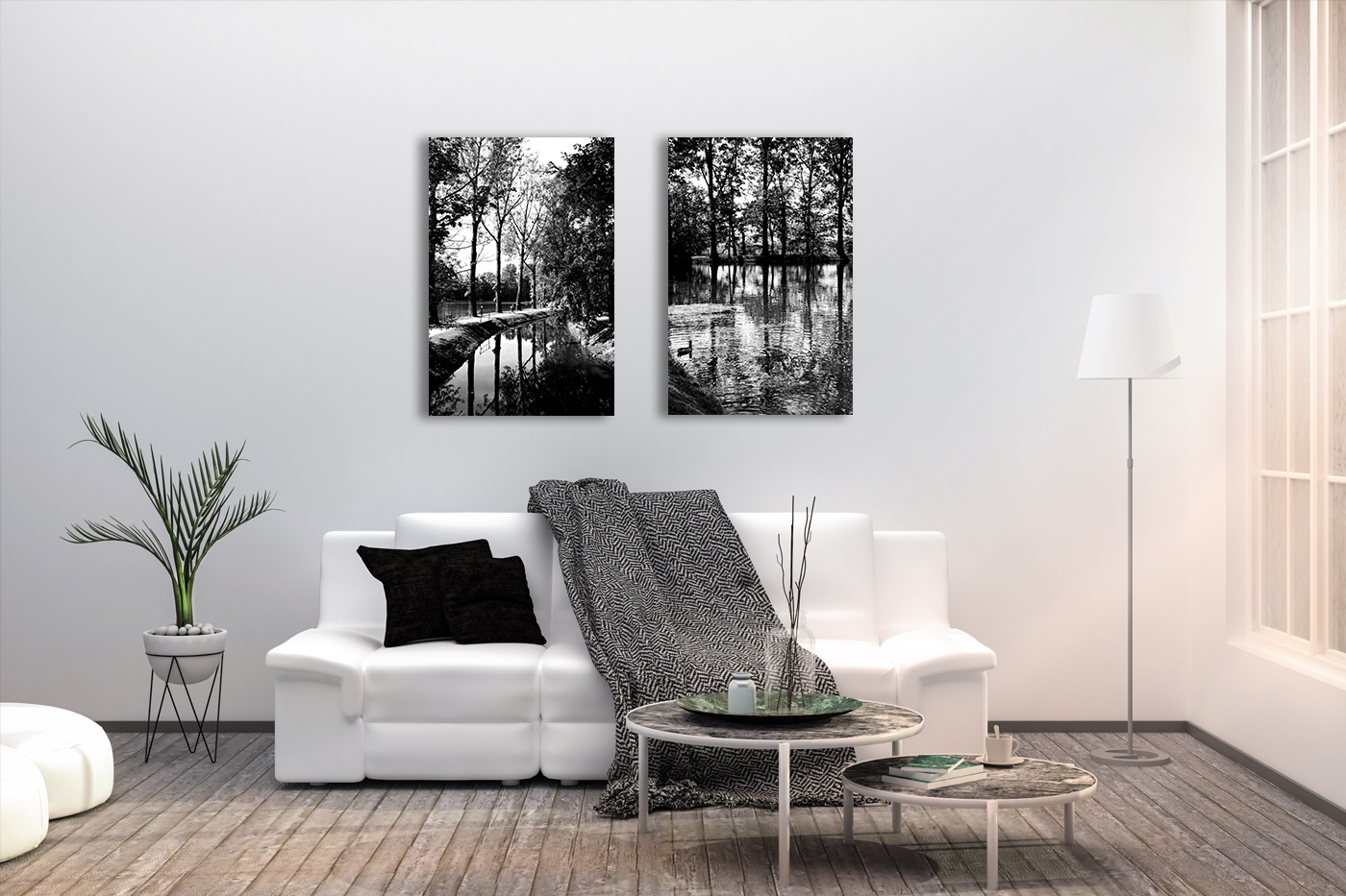 Nature photo, landscape photo, lake photo example image 2