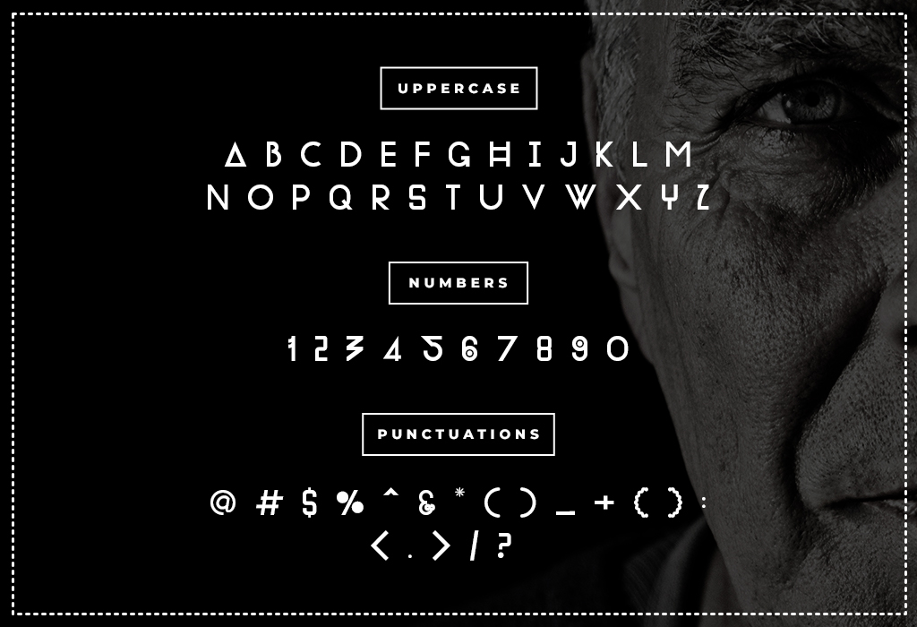Avega Font example image 2