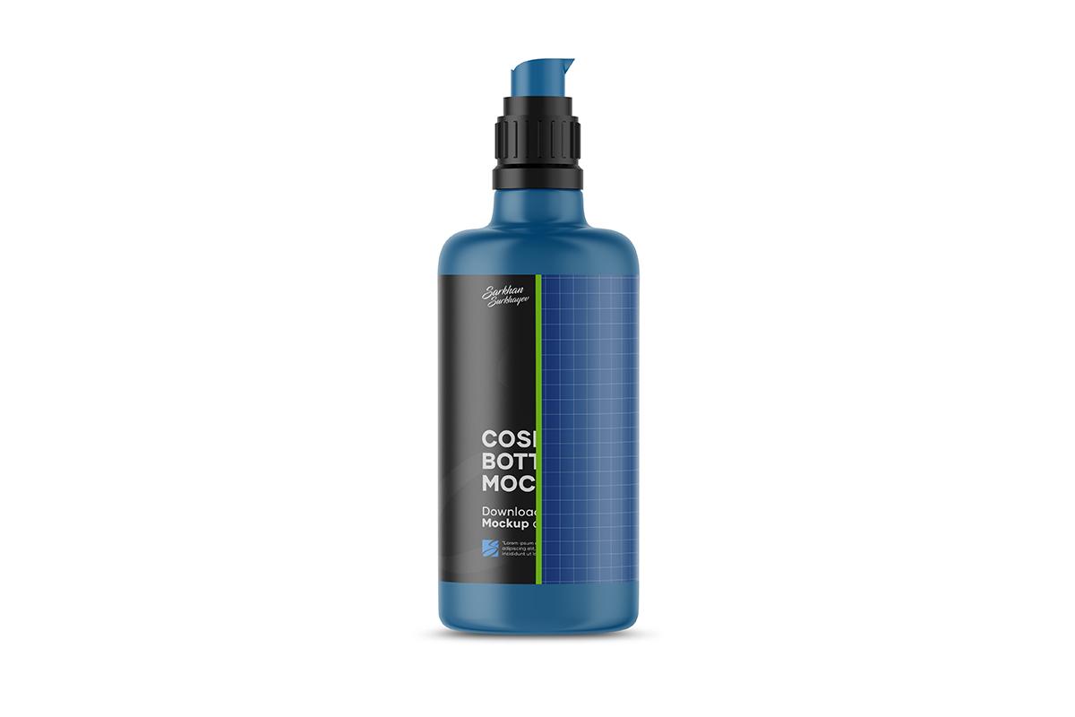 Cosmetic Bottle Mockup example image 3