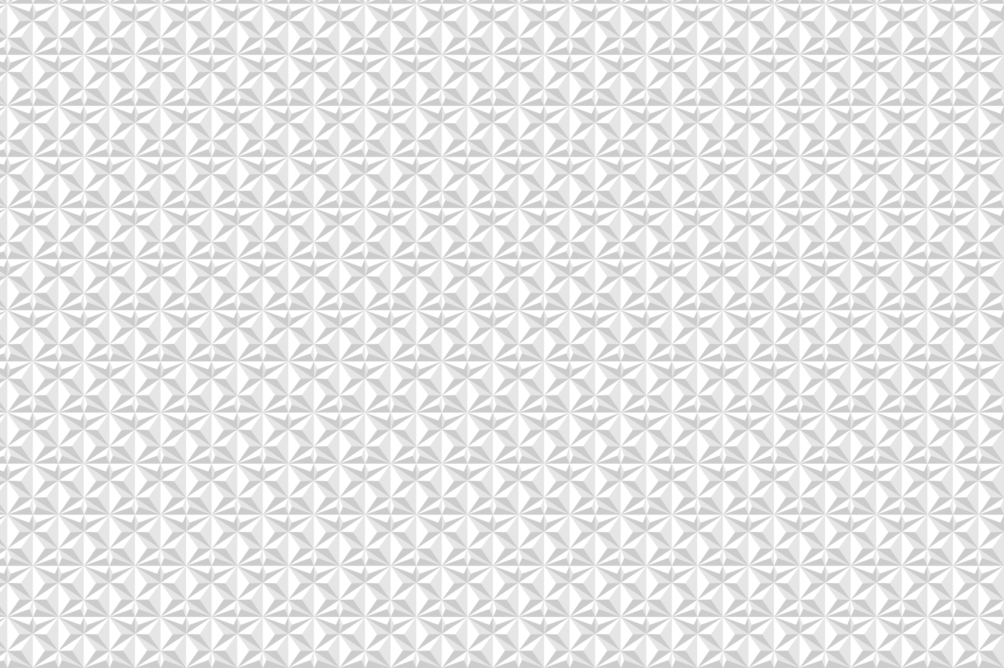 Seamless White 3d Textures. Swatches example image 7