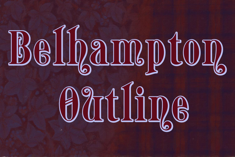 Belhampton Embossed example image 2