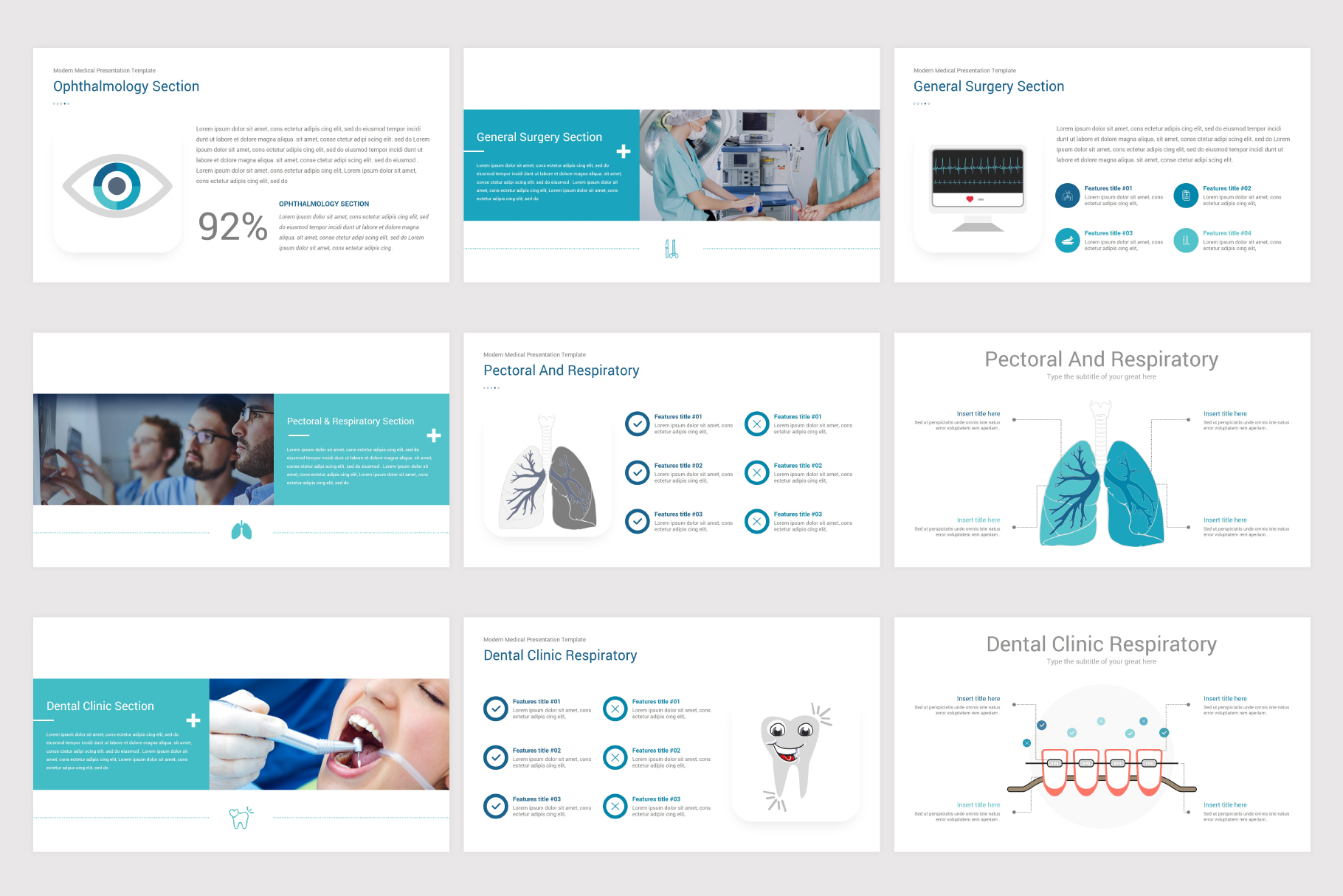 Medical & Health Keynote Template example image 8