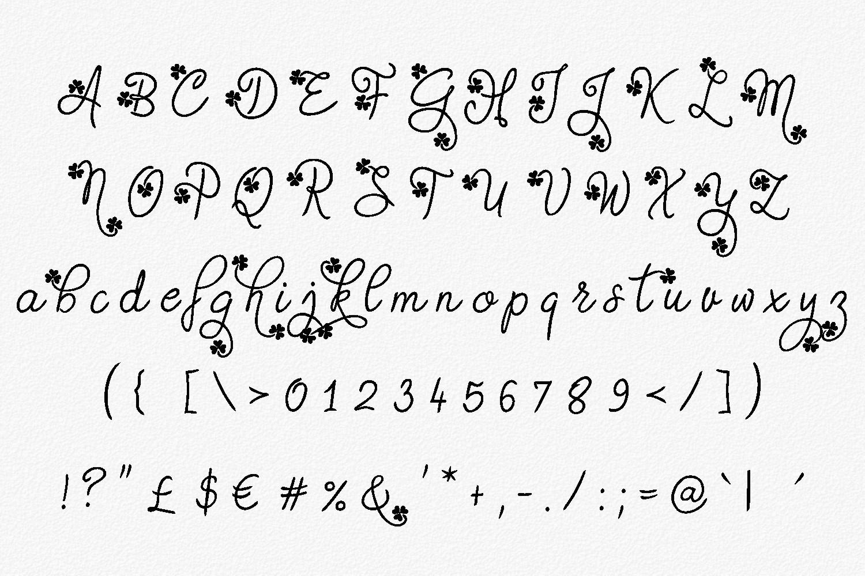 Gudlak Font example image 2