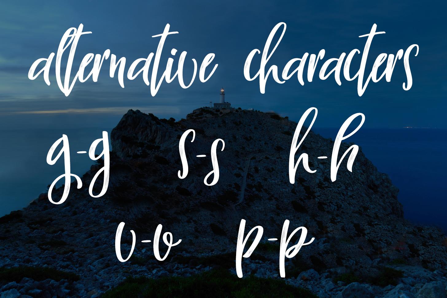 Bálsamo Curativo - Font Dou example image 8