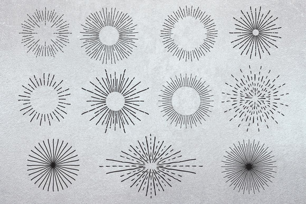 Sunburst collection example image 4