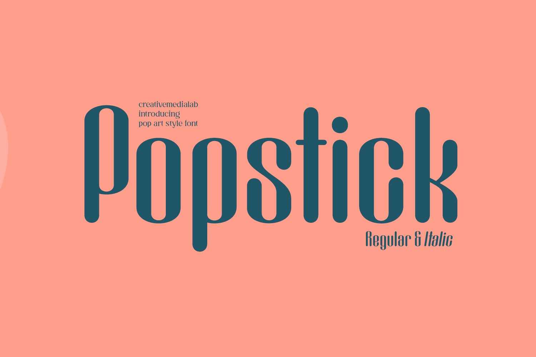 Popstick example image 1