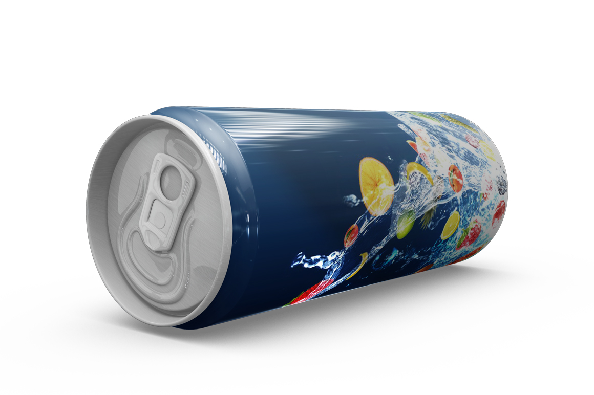 Beer Can Mockup example image 3