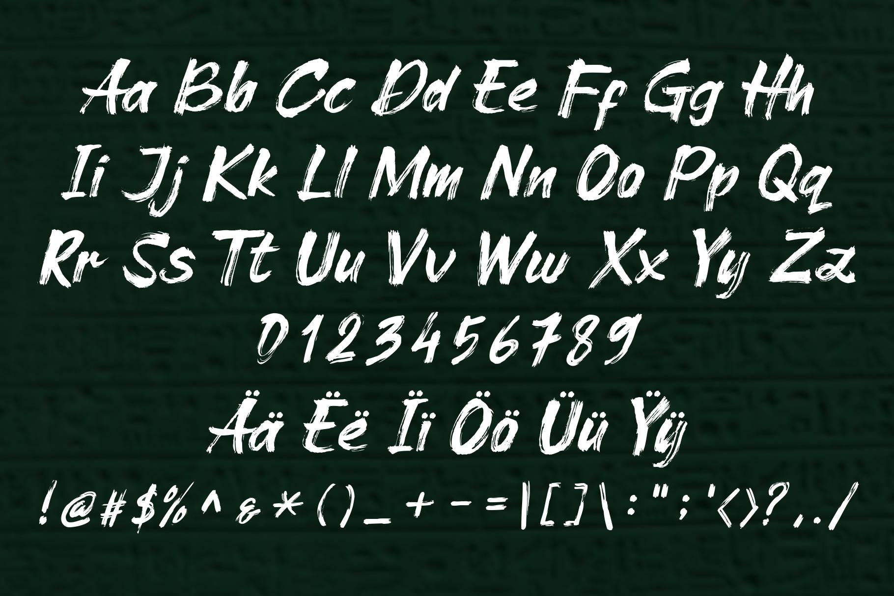 Cleopharta Font example image 2
