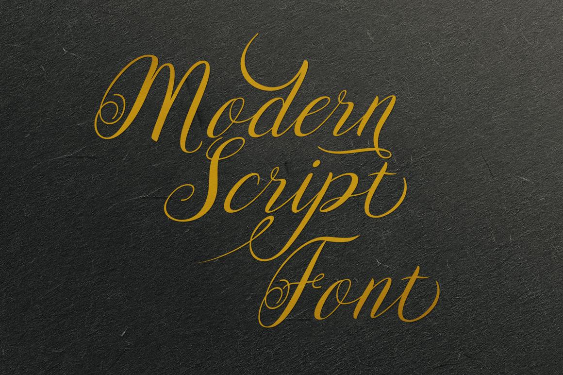 Anggun Script example image 6
