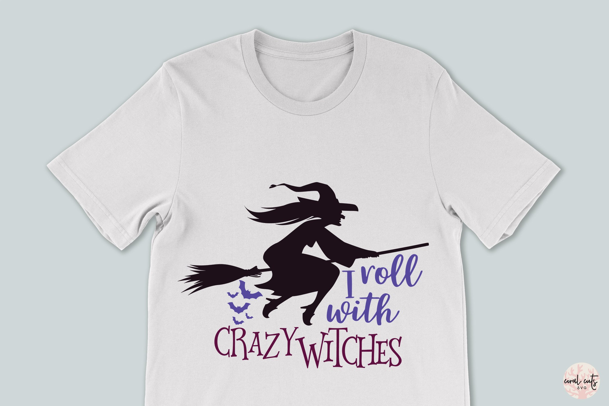I Roll With Crazy Witches example image 3