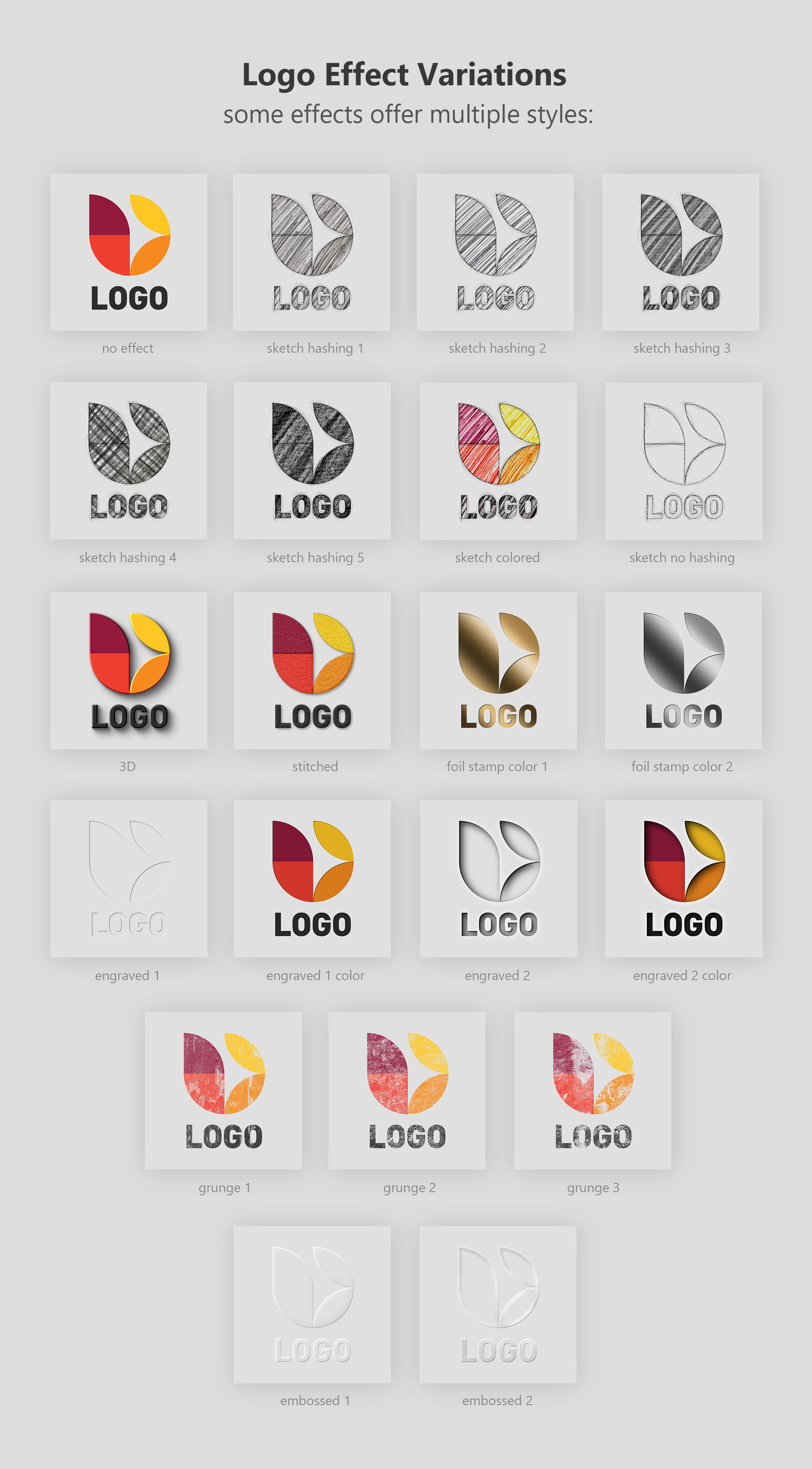 All-In-One Logo Mockup Creator example image 7
