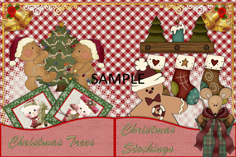 Children's Christmas Journal Kit with Free Ephemera example image 5