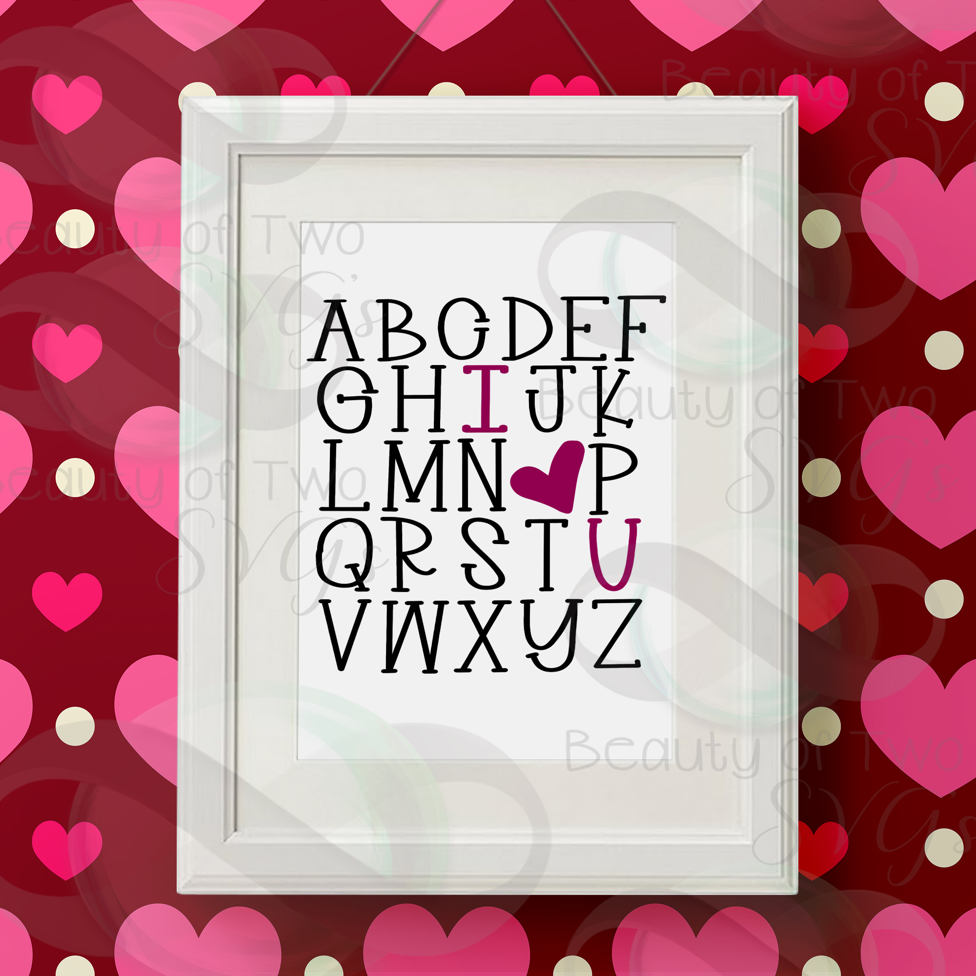 All About Love Svg Digital Sign Bundle, Farmhouse love svg example image 2