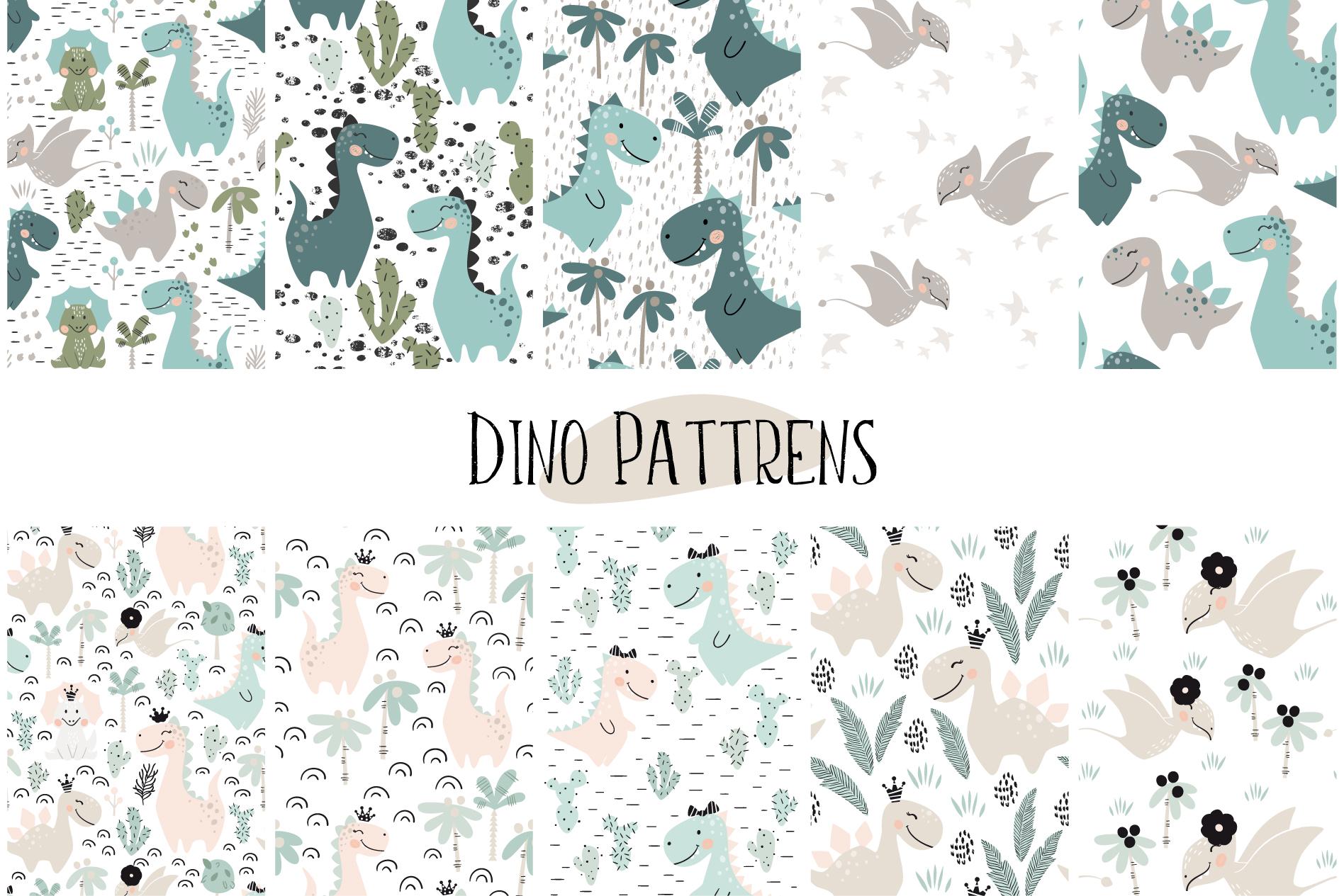 Dinosaurs example image 7