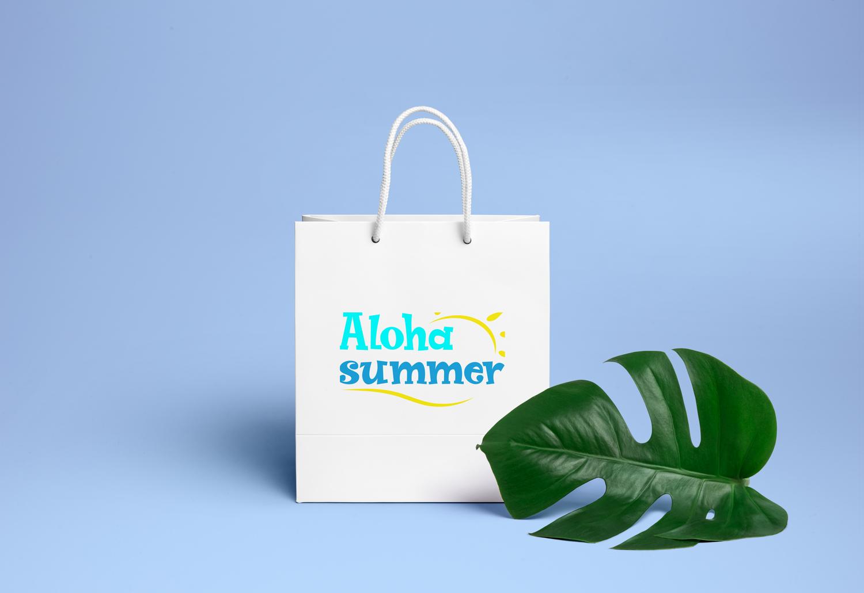 Aloha Summer Svg Dxf Png Jpg Eps example image 2