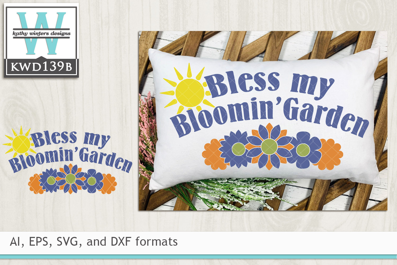 BUNDLE Gardening SVG - Gardening Bundle KWDB022 example image 10