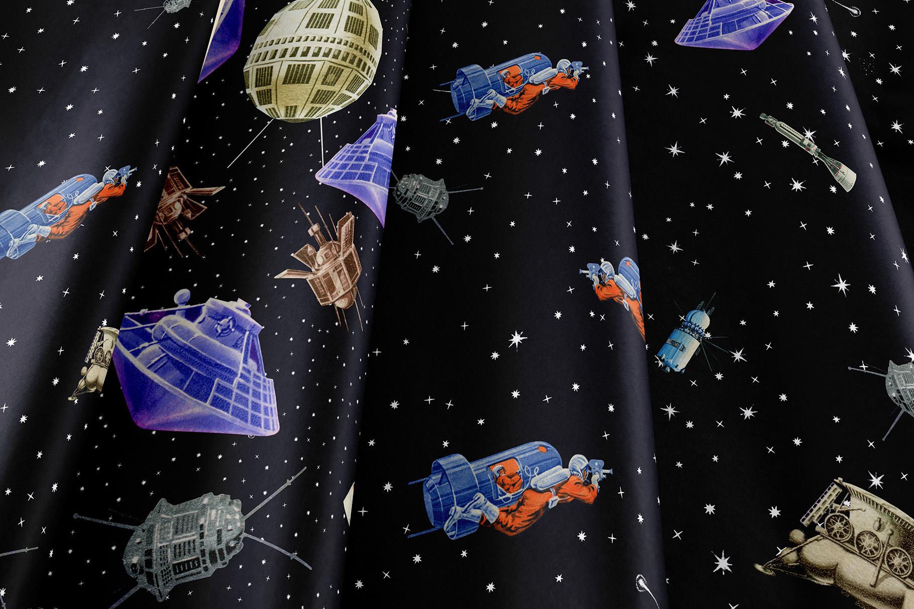 Gagarin - Patterns & Illustrations example image 2