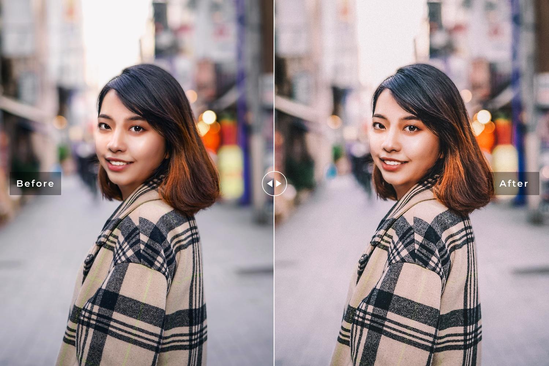 Tokyo Mobile & Desktop Lightroom Presets example image 4