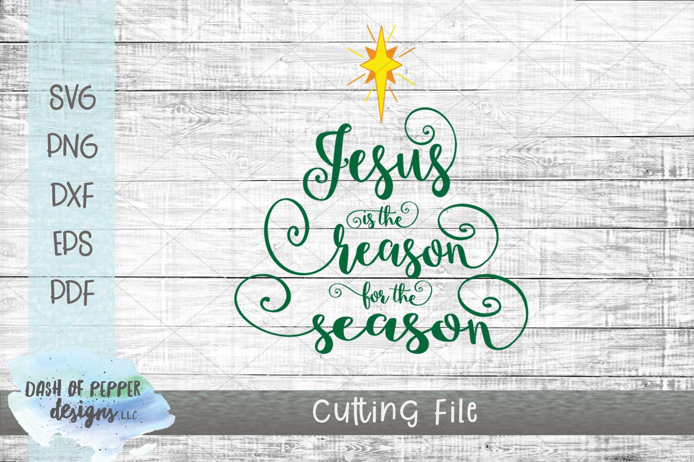 2018 Religious Christmas Bundle - 15 SVG Designs example image 9