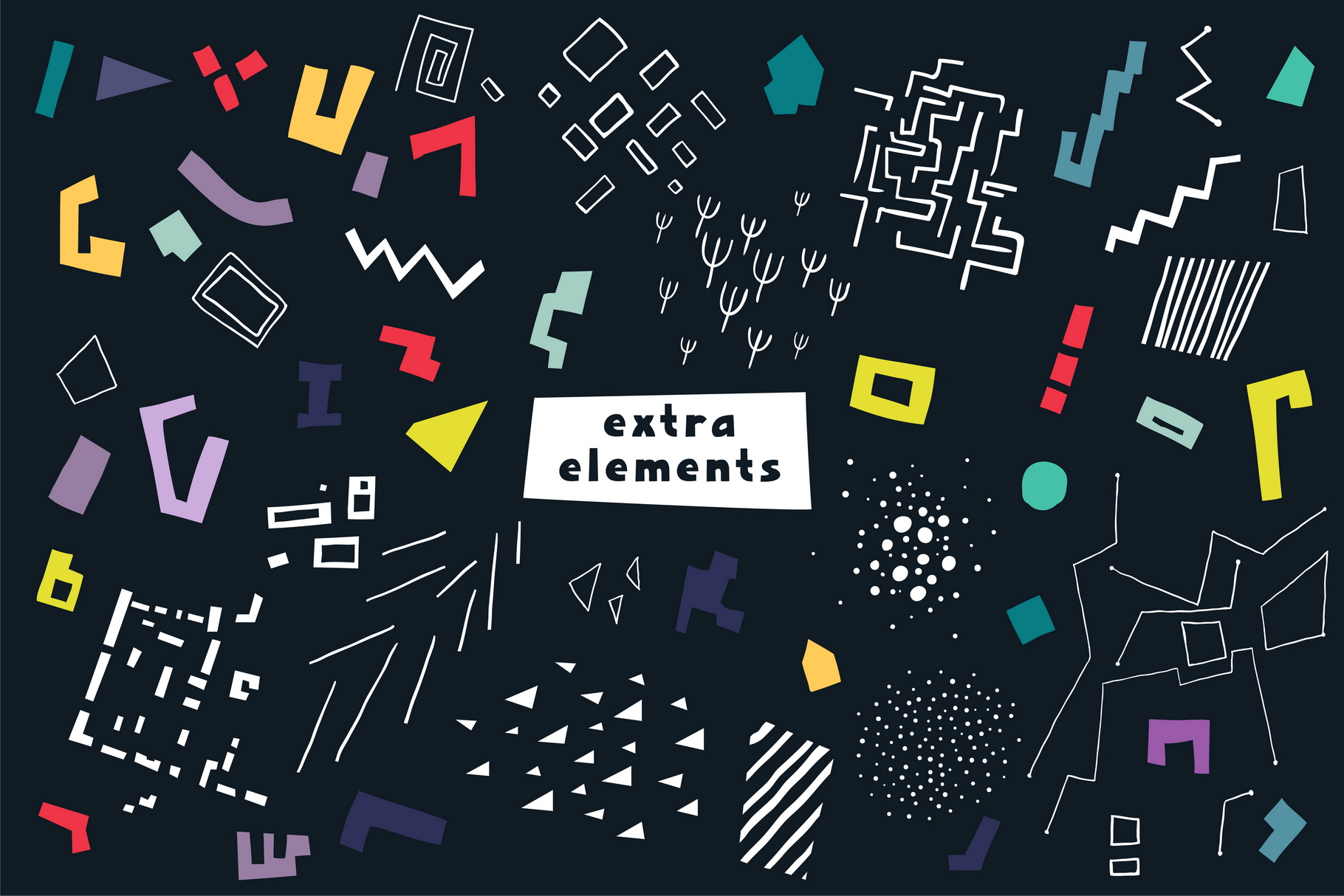 Urban Puzzle - Patterns & Alphabet example image 7