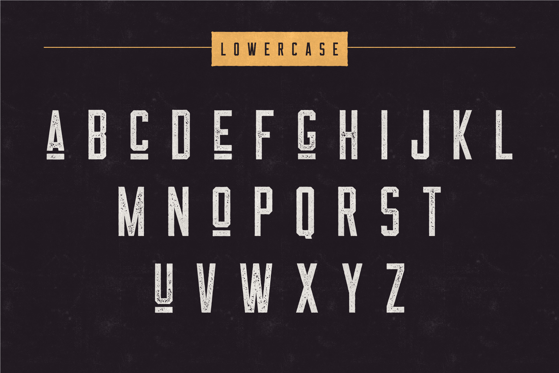 The Farmer Font - Condensed Typeface example image 4