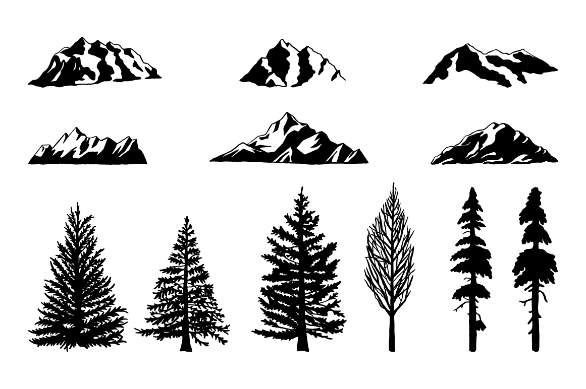 Rustic Clipart Designs Vol 2 Example Image 4