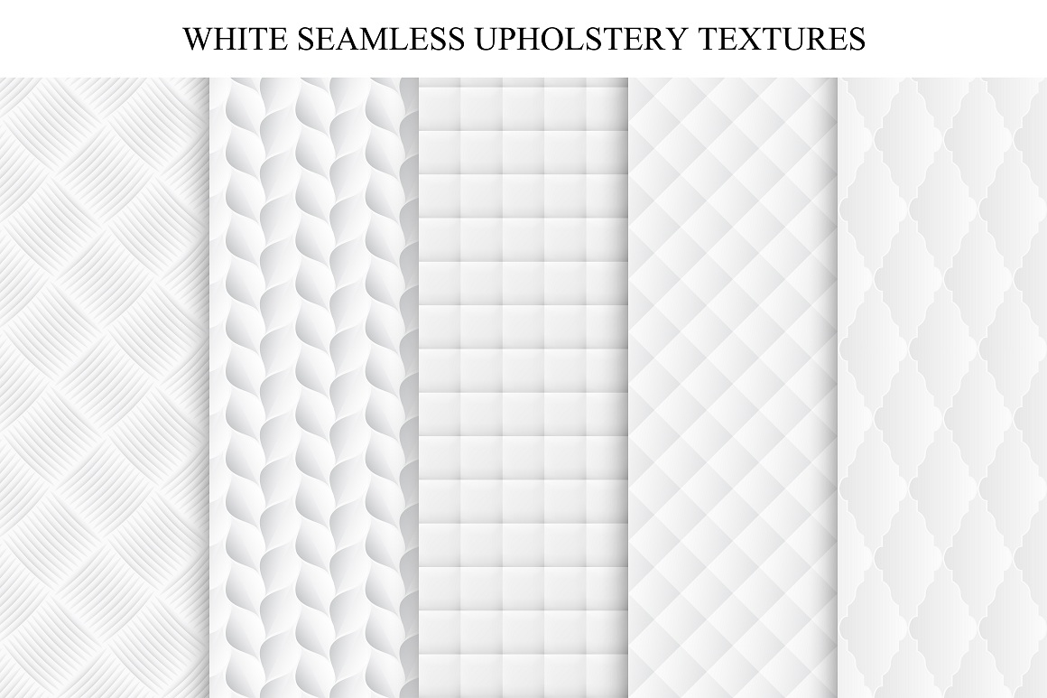 White seamless soft textures. example image 1