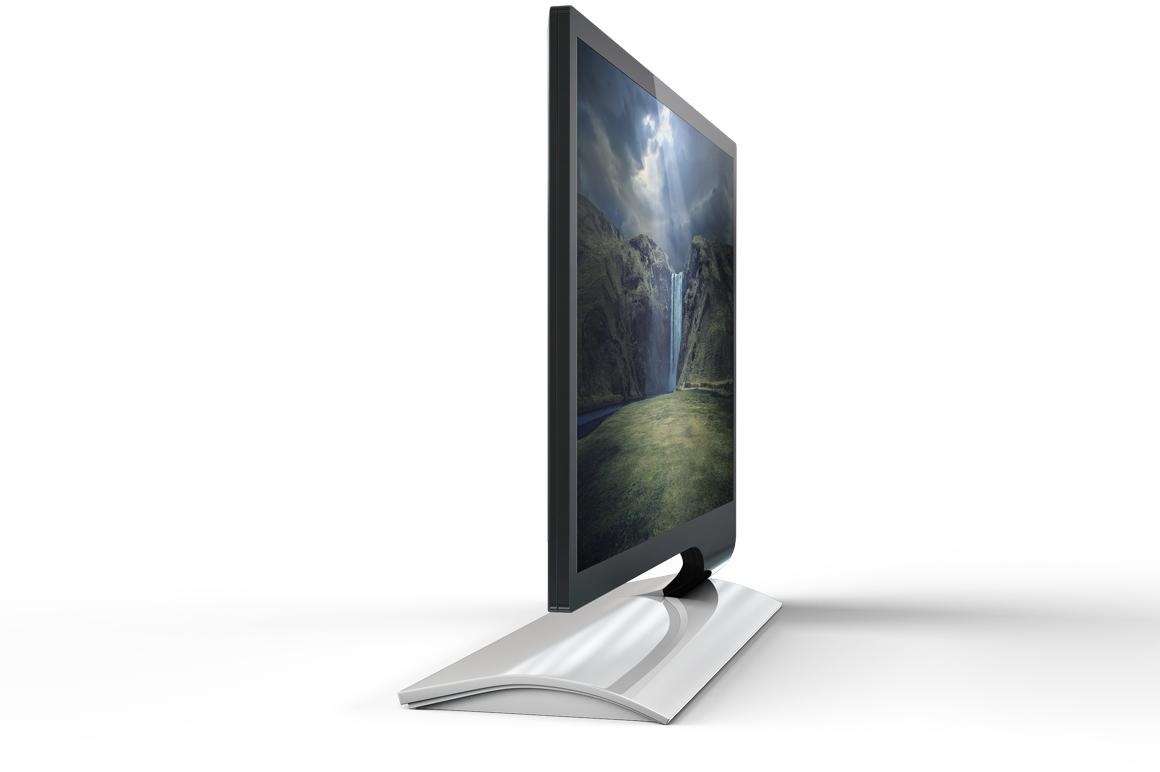 LED Monitor Mockup example image 17