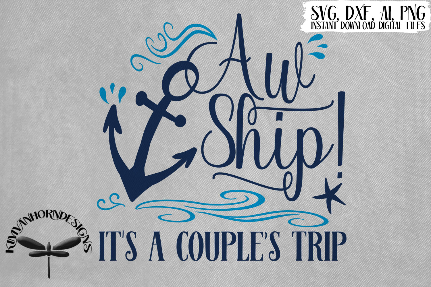 Aw Ship! It's A Couple's Trip example image 1