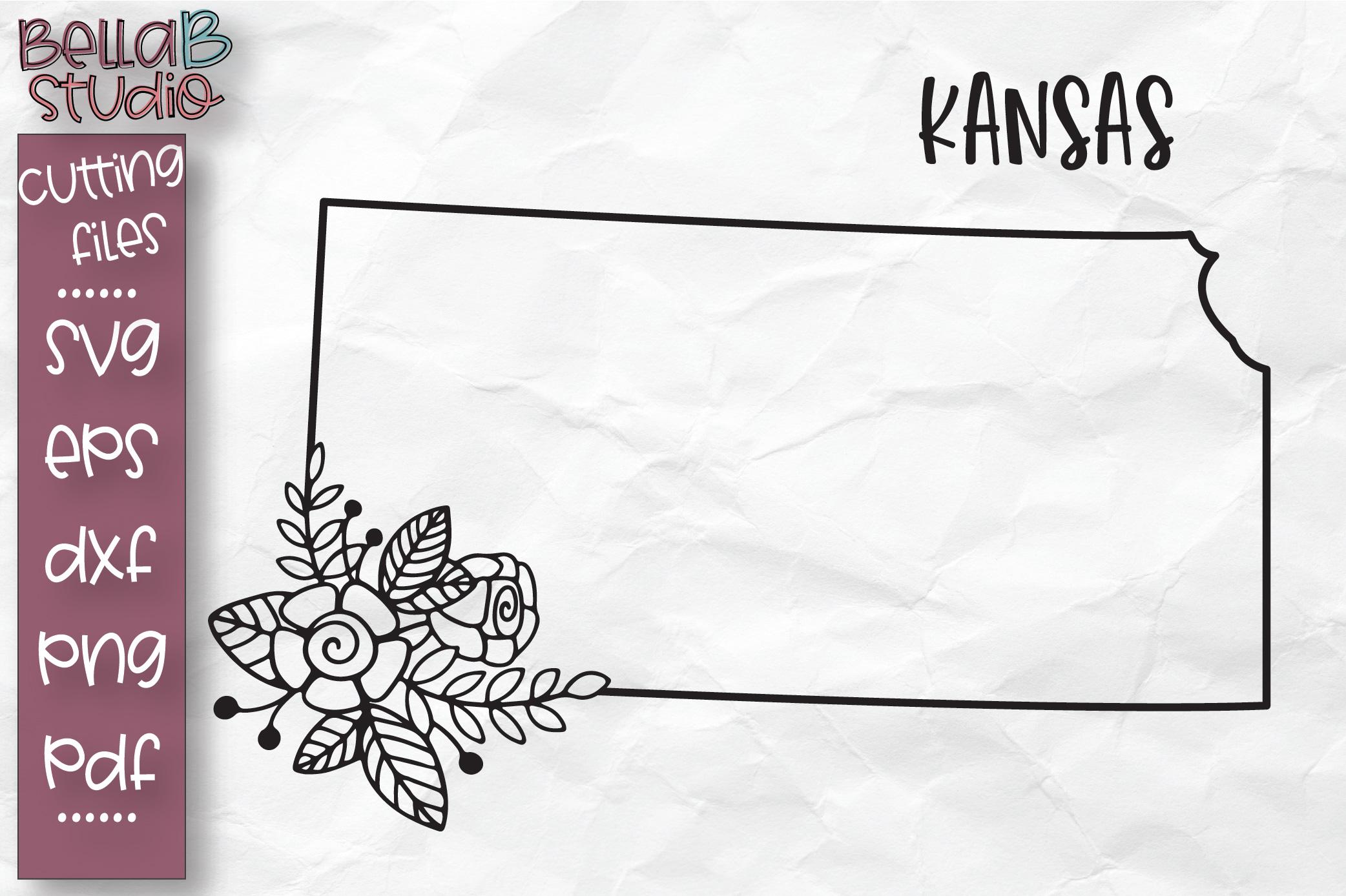 Kansas State SVG, Kansas Floral State Map SVG, Kansas SVG on kansas state coloring sheets, kansas state pin up, kansas state purple pride, kansas state landscape,