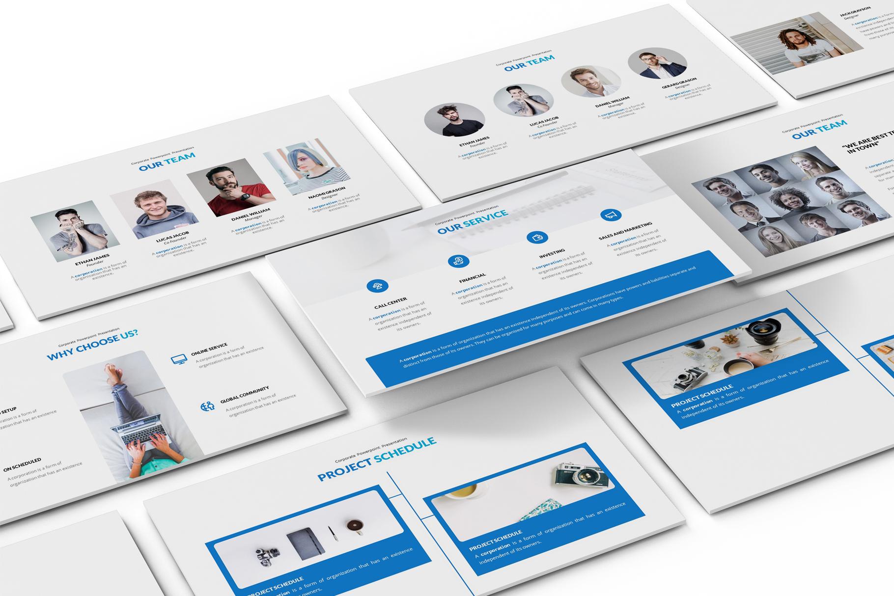 Koba Google Slides Presentation example image 4