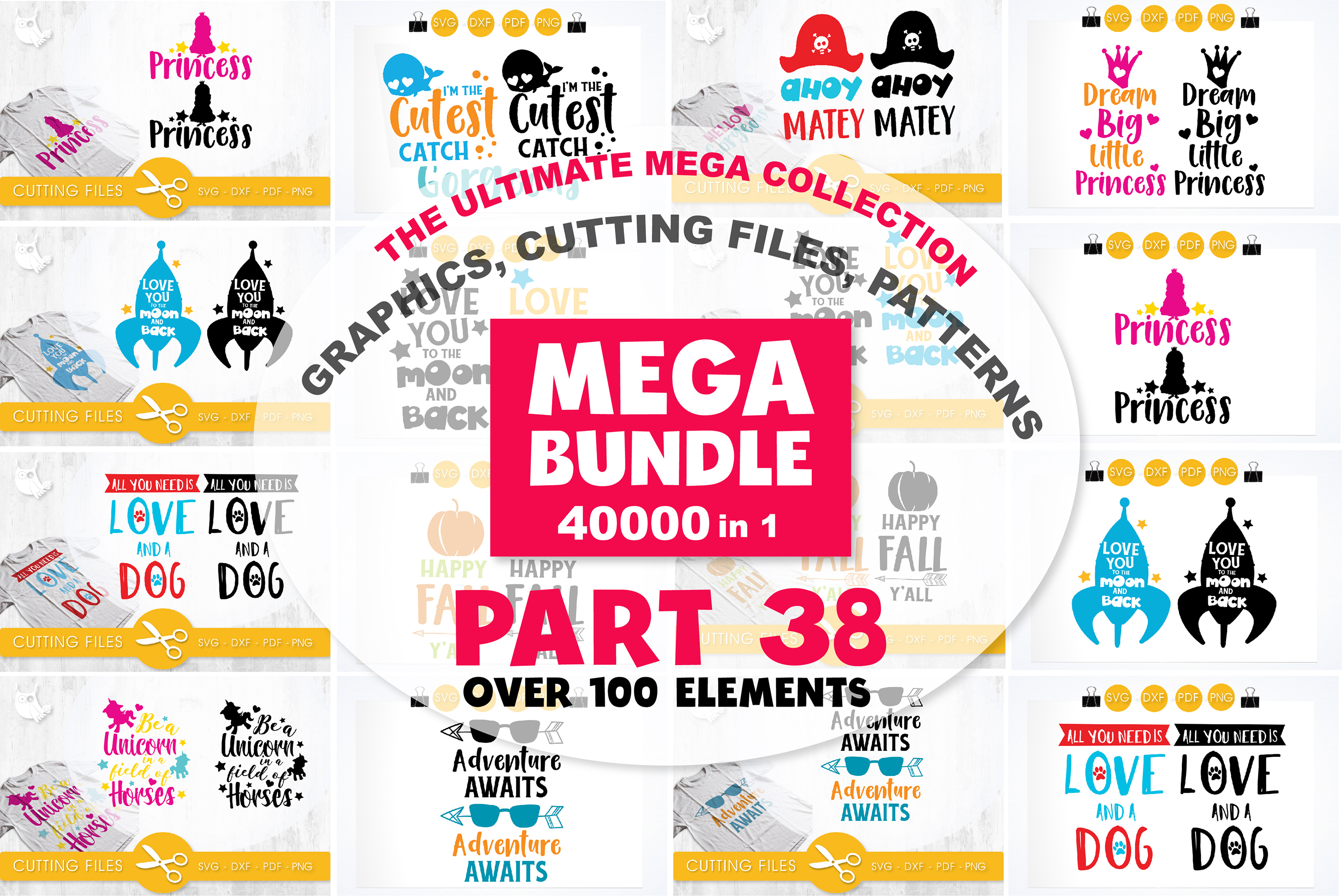 MEGA BUNDLE PART38 - 40000 in 1 Full Collection example image 2